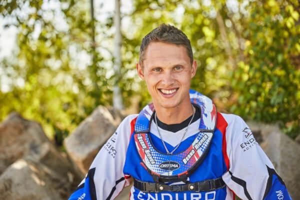 Bernd Hiemer - Instruktor & 2-facher Supermoto-Weltmeister