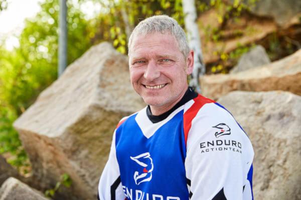 Frank Hartwig - Instruktor & Rallye-Profi
