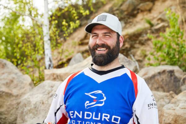 Michael Hänsel - Instruktor und Teammitglied GS Trophy 2018