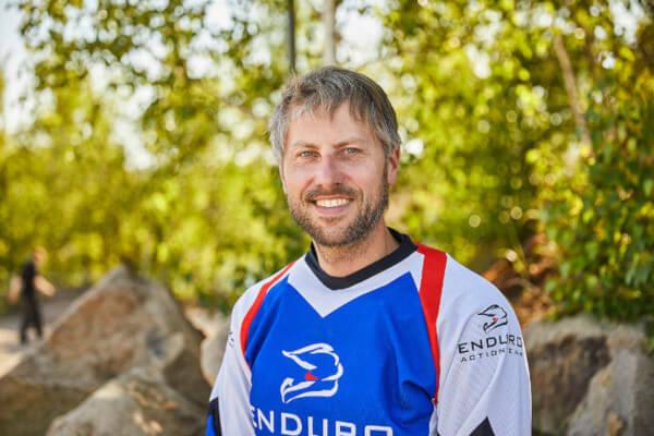 Tobi Weiser - Instruktor und Gewinner der GS Trophy 2016