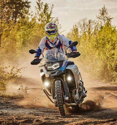 BMW F 850 GS Adventure - Enduro Action Team