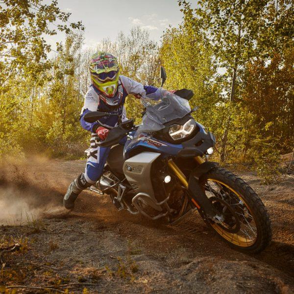 BMW F 850 GS Adventure - Enduro Action Team