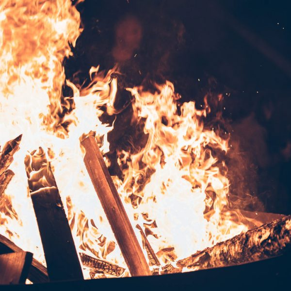 Lagerfeuer des FEAR-Events