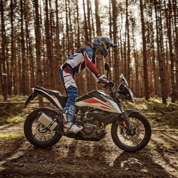 KTM 390 Adventure - Enduro Action Team