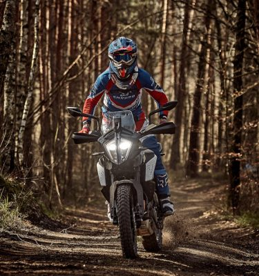 KTM 390 Adventure - Enduro Action Team