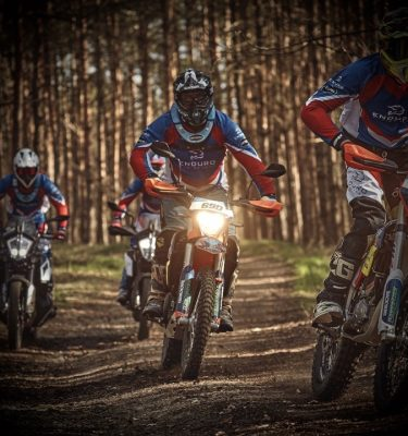 KTM 690 Enduro R - Enduro Action Team