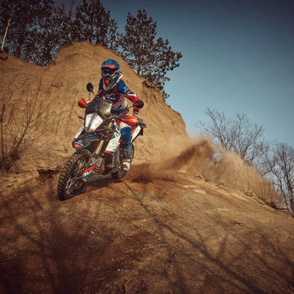 KTM 790 Adventure R Enduro Action Team