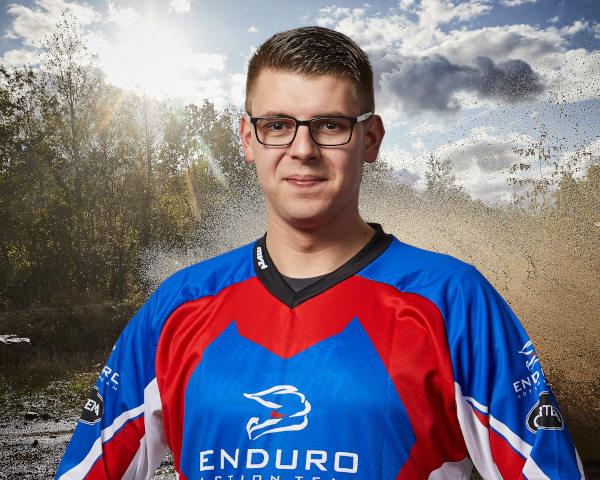 Hannes Bahrmann - Enduro Action Team