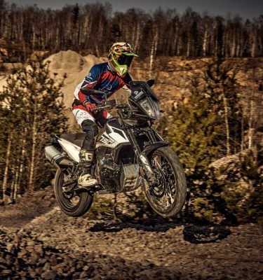 KTM 790 Adventure - Enduro Action Team