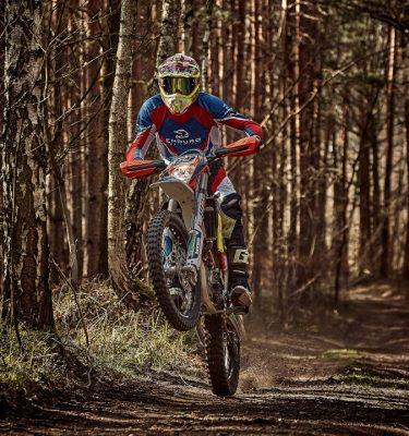 KTM Freeride E-XC - Enduro Action Team
