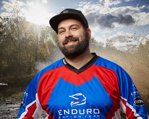 Michael Hänsel - Enduro Action Team