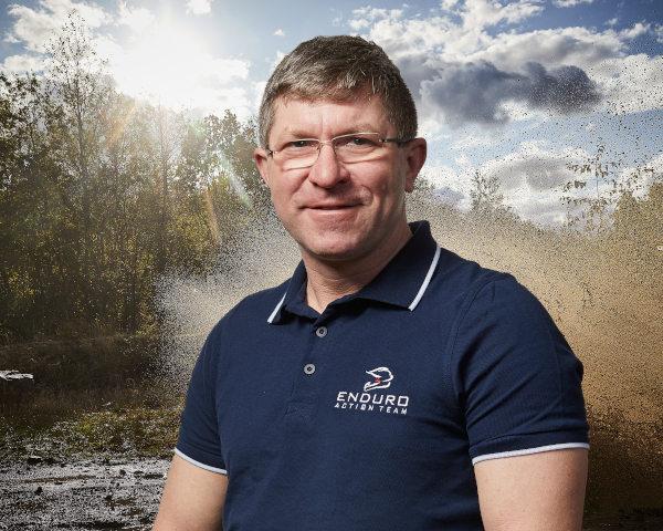 Thilo Albrecht - Enduro Action Team
