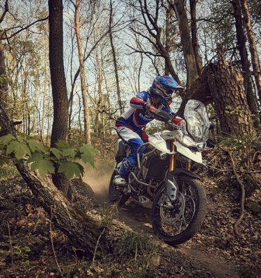 Triumph Tiger 900 Rallye Pro - Enduro Action Team