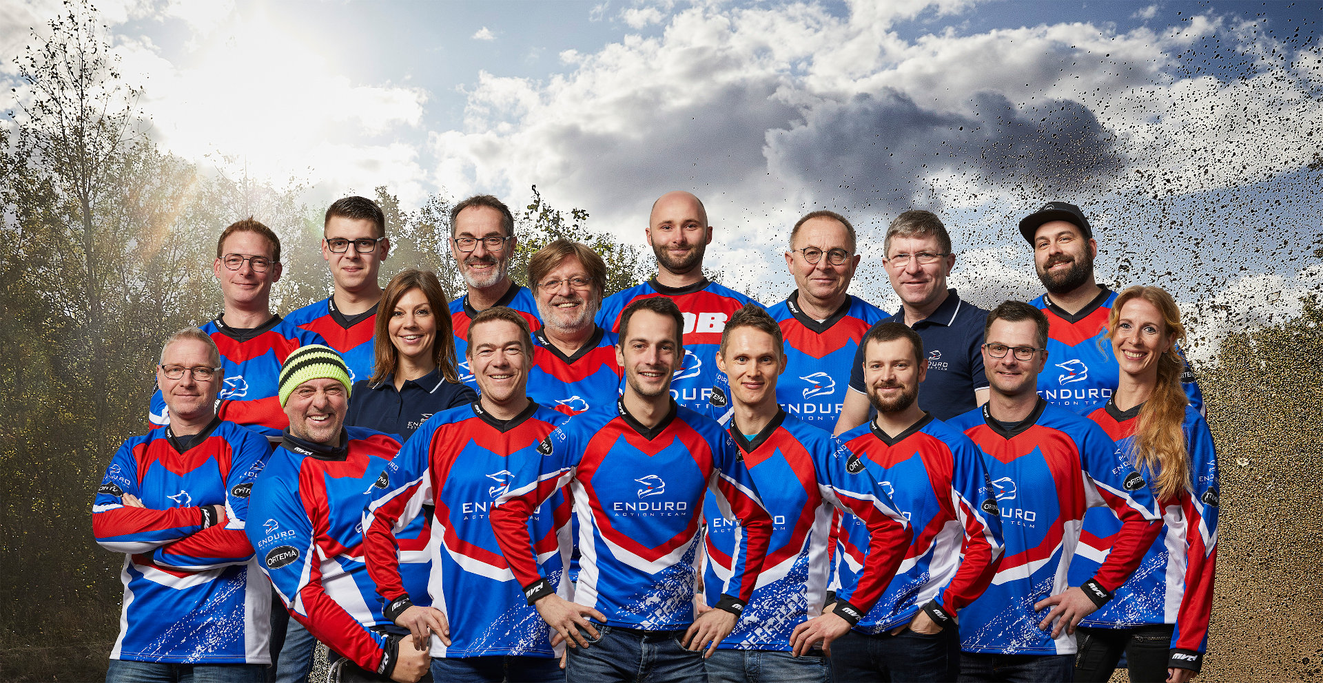 Enduro Action Team - Teamfoto 2021